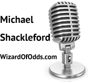 Michael Shackleford WizardOfOdds.com Interview