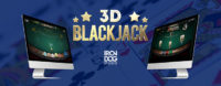 Iron Dog Studios Releases '3D Blackjack'