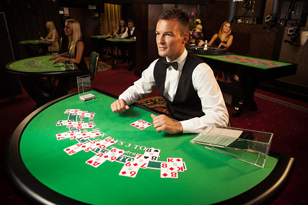 Evolution Gaming's Live Blackjack Coming to Svenska Spel