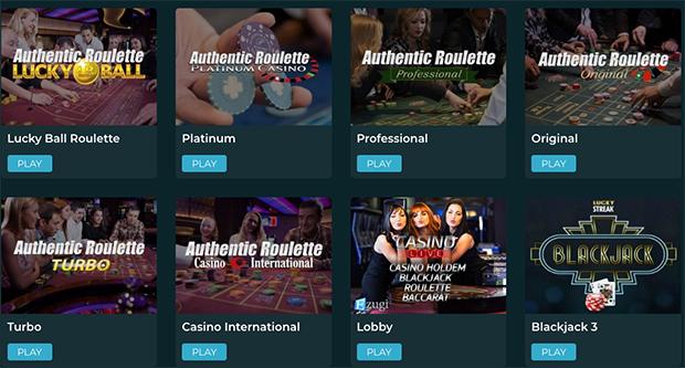 Nissi Casino Gets Authentic Live Dealer Blackjack