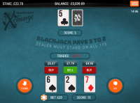 Blackjack X-Change Analysis Posted Online