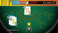 Triple Sevens Blackjack Jackpot Hit for $125,326