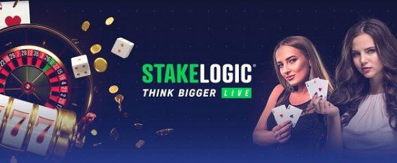 stakelogic live