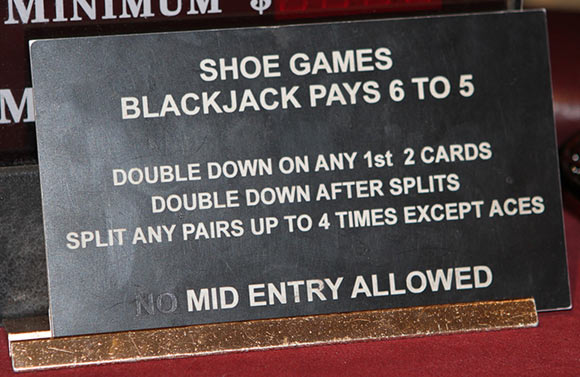 6:5 blackjack sucks
