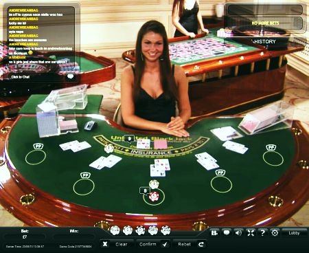 Live Blackjack Bet365